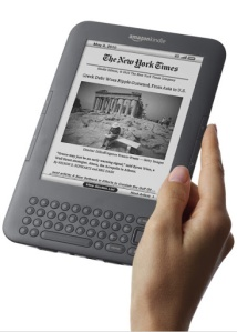 My New Amazon Kindle
